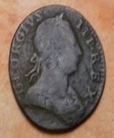 ProfessorKnowledge on Amazon - George III halfpennies